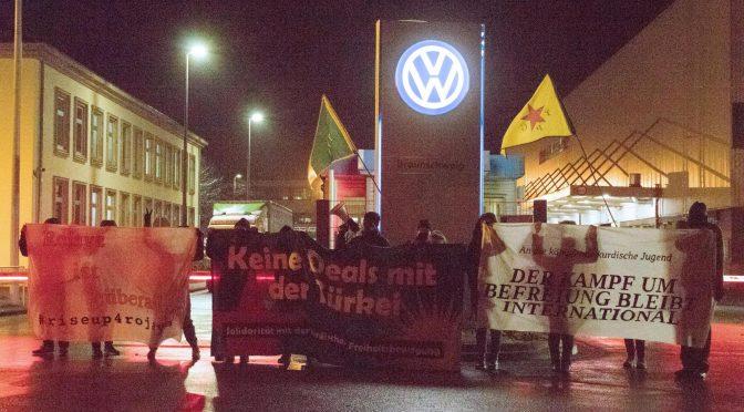 VW-Werk bei Izmir in der Türkei wird nicht gebaut!