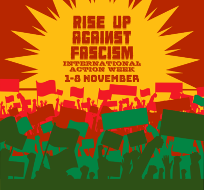 From Kobane to the world: Rise up against fascism!
