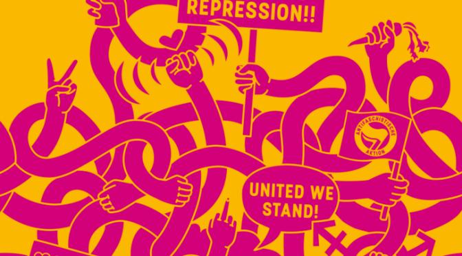 Kriminell ist der Kapitalismus- nicht der Widerstand! Solidarität mit den Angeklagten in den Rondebarg-Prozessen!