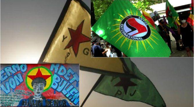 Kriminalisierung von kurdischen und antifaschistischen Symbolen gescheitert!