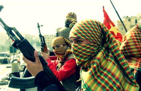 RiseUp4Rojava zu den Kriegsvorbereitungen der faschistischen Türkei und ihren Kollaborateuren