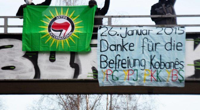 26. Januar 2015: Tag der Befreiung von Kobanê!