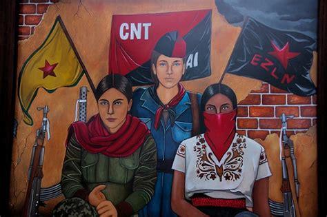 Die EZLN- Guerrilla kommt nach Europa!