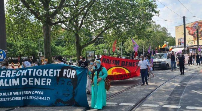 Hausdurchsuchungen gegen kurdische Aktivist*innen in Hannover, Celle, Schwarmstedt und Hildesheim!